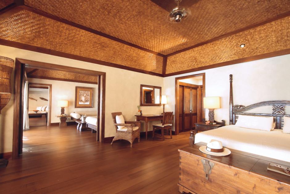 2-Bedroom Ultimate Beachfront Bungalow