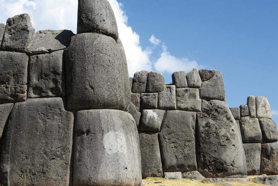 Inkaruinen Sacsayhuamán, Peru