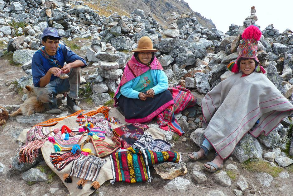 Peruanisches Hochland
