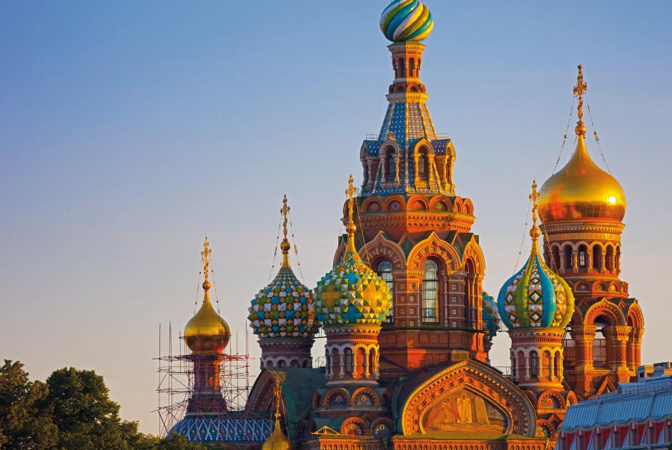 Auferstehungskirche, St.Petersburg