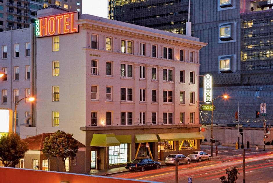 The Good Hotel : The good hotel san francisco usa