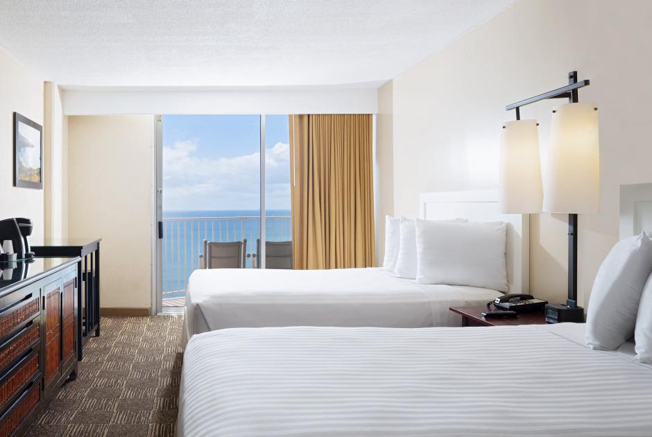 Doppelzimmer Ocean Front