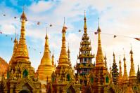 Shwedagon Tempel