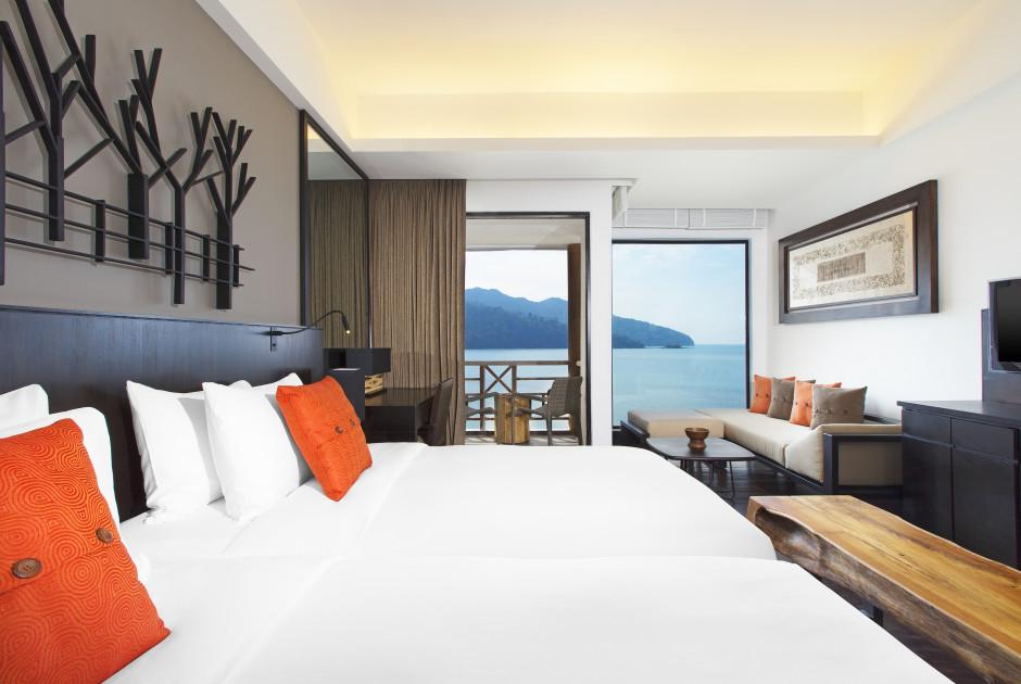 Chambre double Luxury