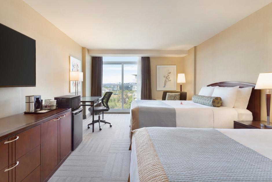 Comfort or Superior Room City View 2 Queen