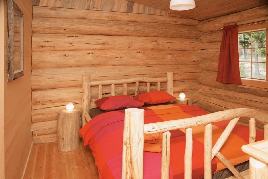 Cabin Bear
