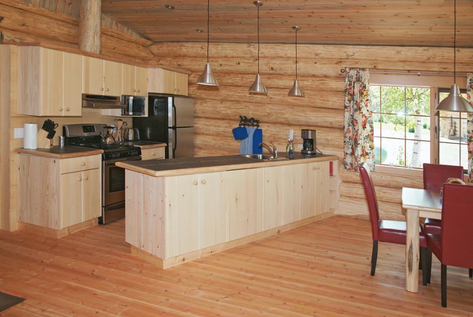 Cabin Wolf