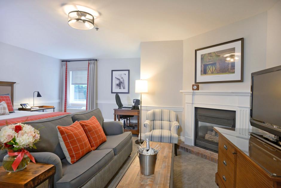 Premium Room Living Area
