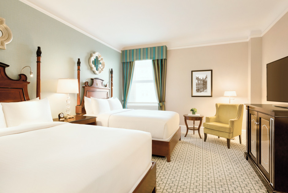 Fairmont Room 2 Double