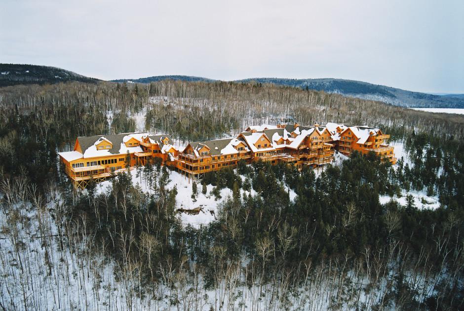 Aerial Winter