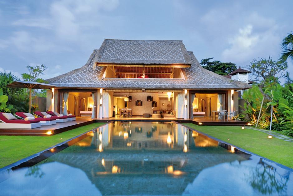 Villa 2 chambres à coucher