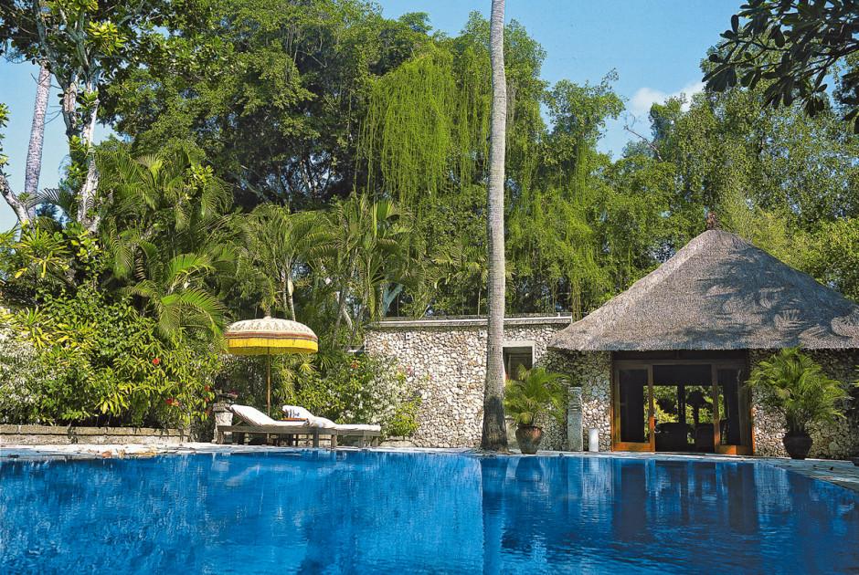 Villa Pool Luxury