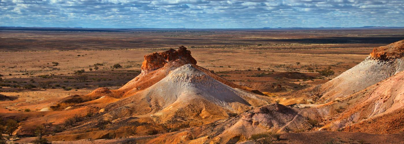 Südaustralischen Hochland