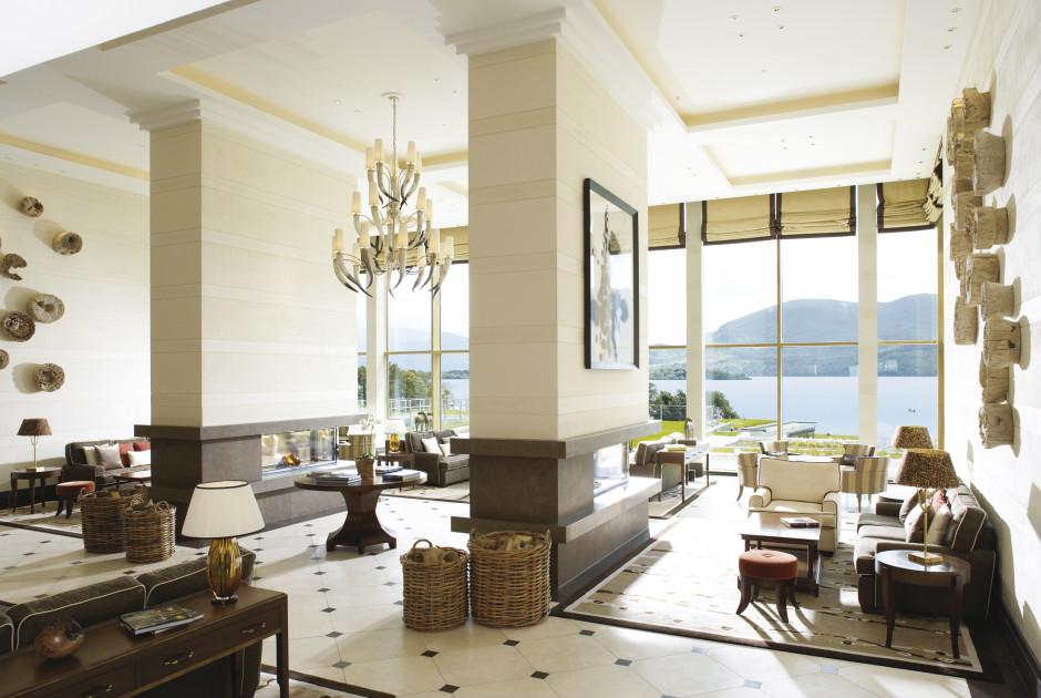 The europe hotel resort killarney umgebung irland for Design hotel bozen umgebung