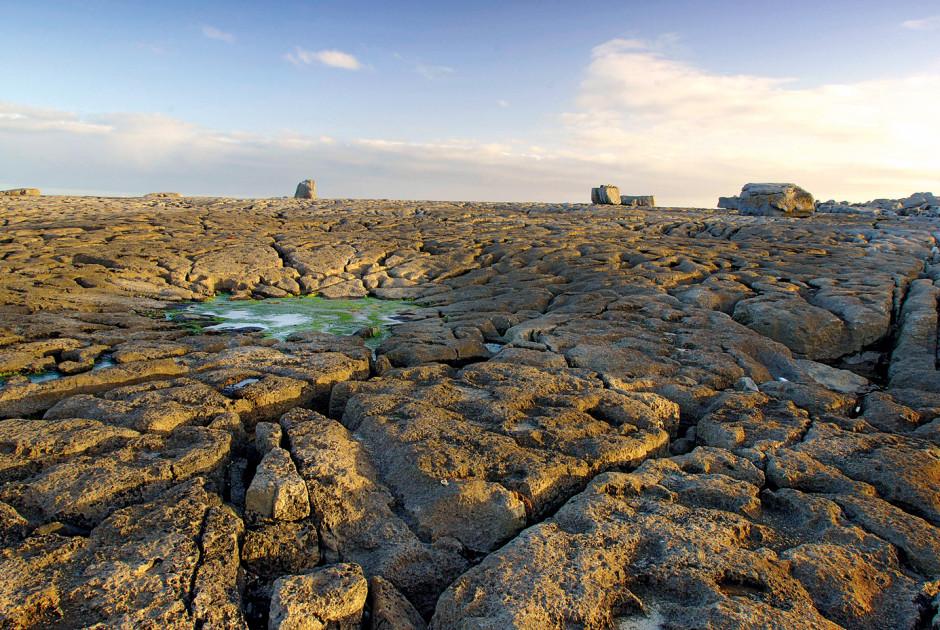 Karstlandschaft Burren
