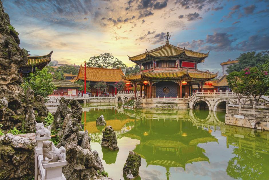 Yuantong-Tempel