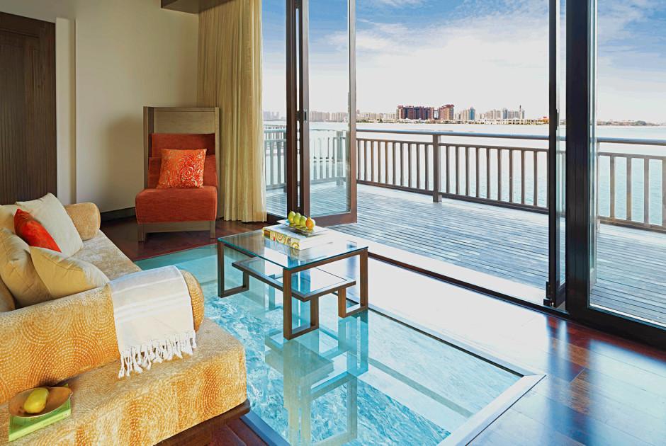 Villa 1 Bedroom Overwater