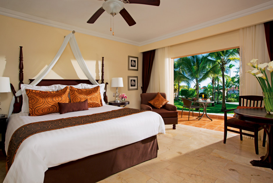 Chambre double Premium Deluxe Tropical View