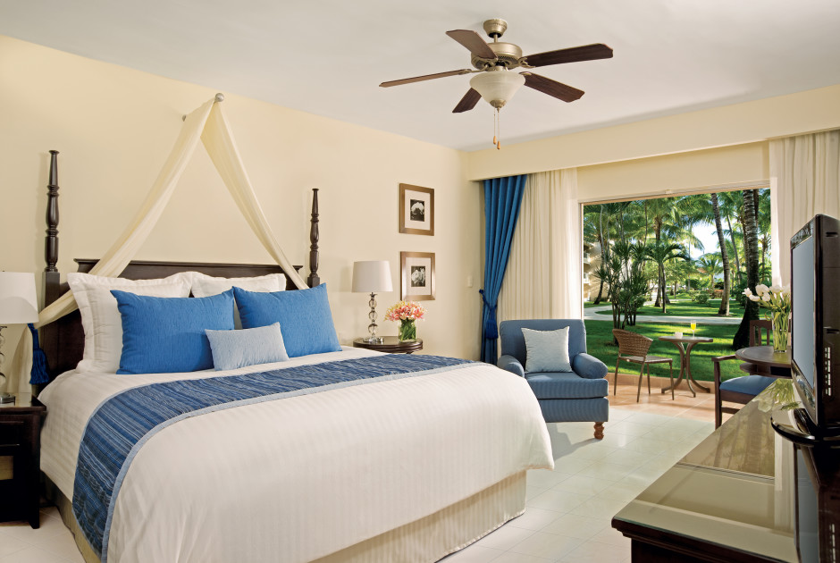 Chambre double Deluxe Tropical View