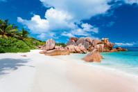 Coco Beach auf den Seychellen