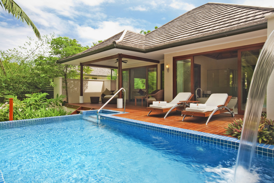 Sanctuary Pool Villa