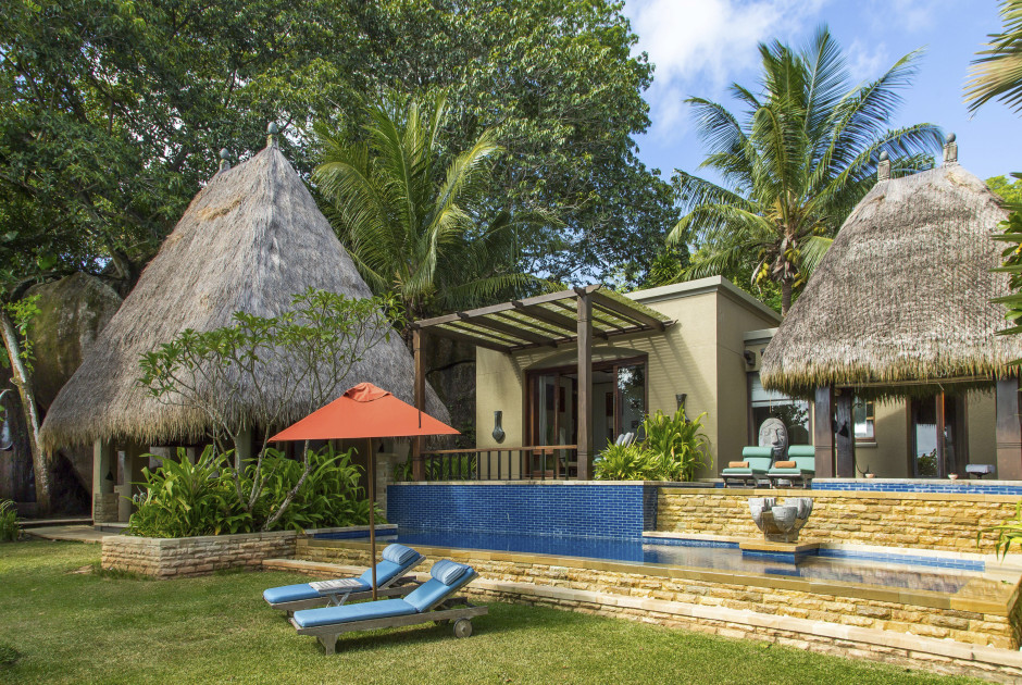 Premiere Beach Pool Villa