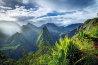 Der Cirque de Mafate im Nationalpark La Réunion
