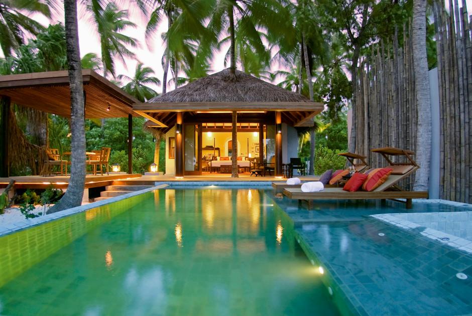 Villa Beach Pool