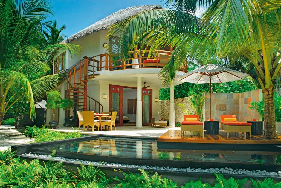 Double storey Villa