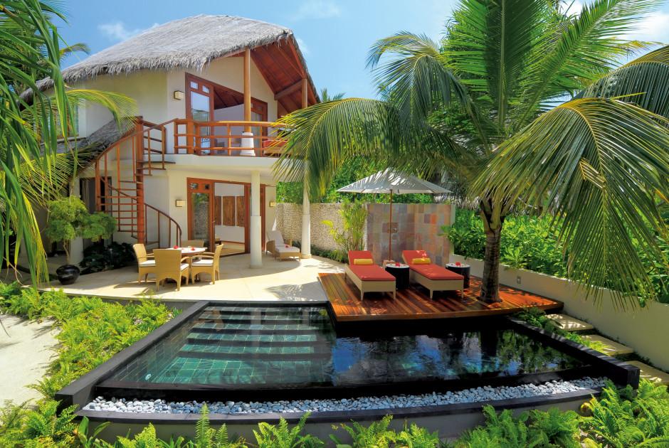 Villa Beach Double storey (2 étages)