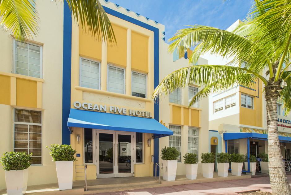 Risultato immagini per ocean five hotel miami