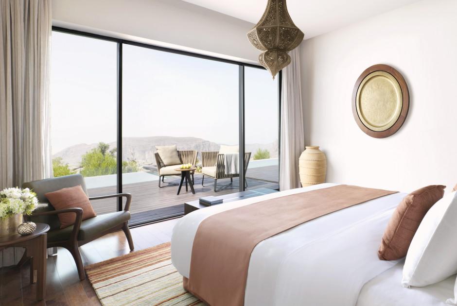 One Bedroom Cliff Pool Villa
