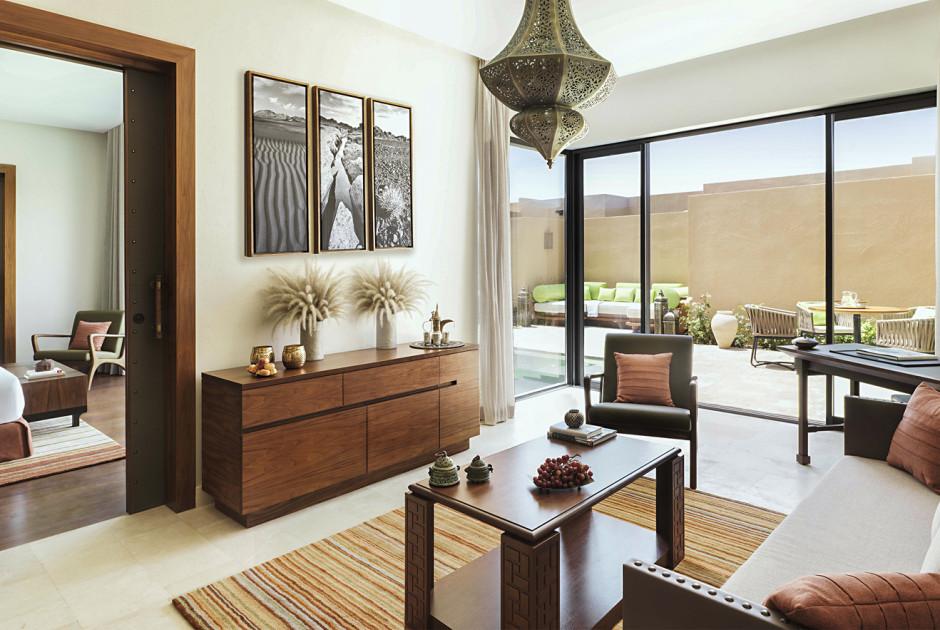One Bedroom Garden Pool Villa