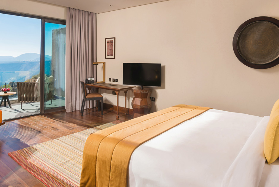 Canyon View Room