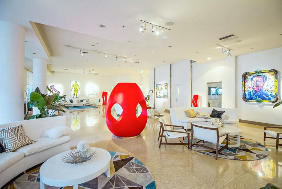 Sagamore Hotel Miami États Unis