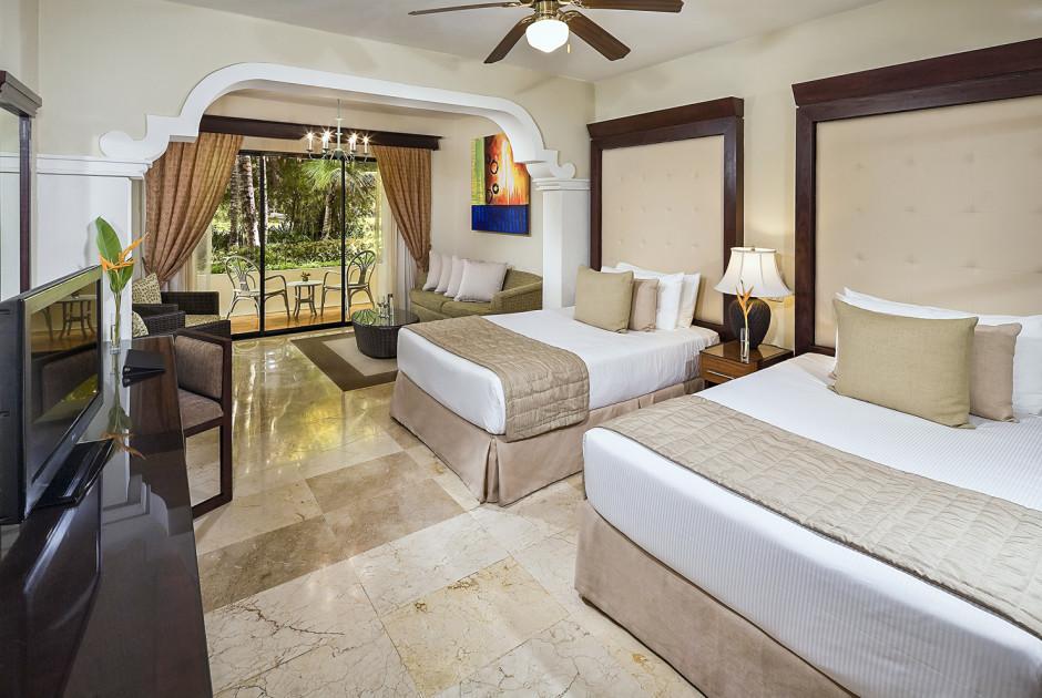 2-Schlafzimmer Suite
