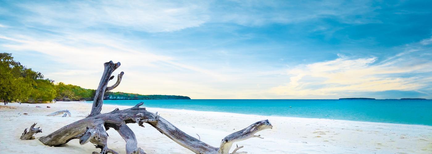 Entdecken Sie die schönsten Inseln rund um den Globus.
