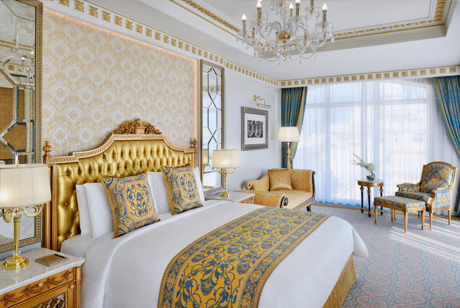 Chambre double Grand Deluxe