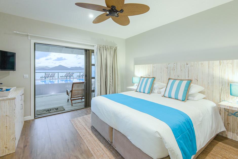 Doppelzimmer King Seafront