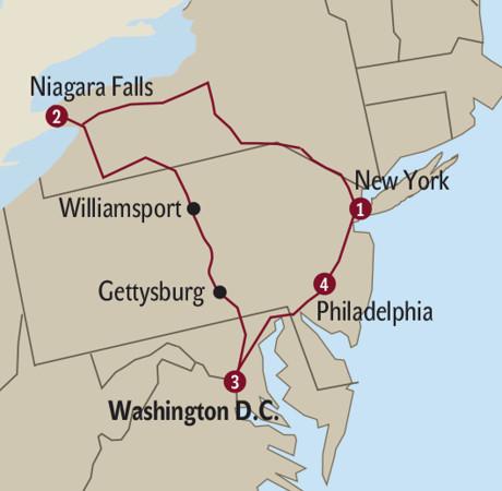 New York Reisen > USA mit Travelhouse