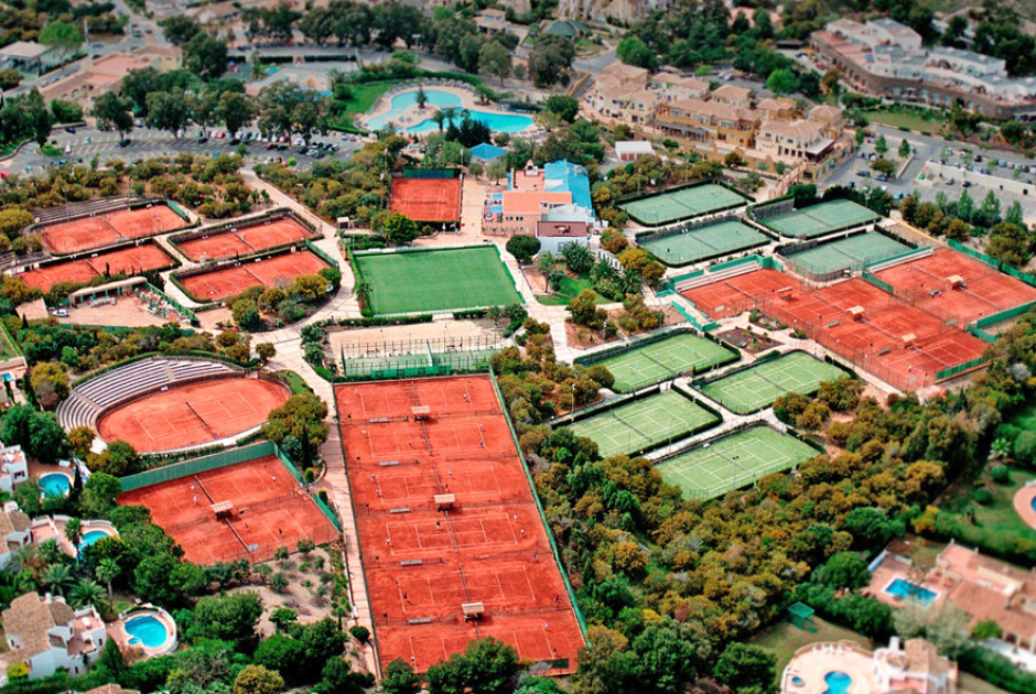 La Manga Club Tenniscenter