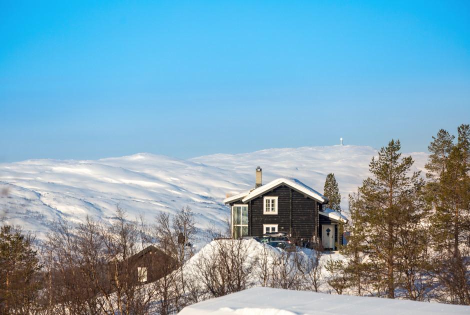 Ferienwohnung ausserhalb Tromsø