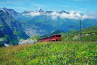 Jungfraubahn in Grindelwald