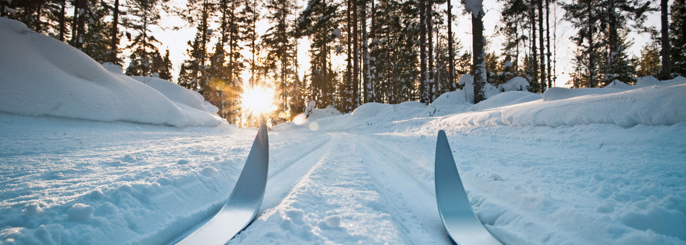 Langlaufen am Vasaloppet in Schwede