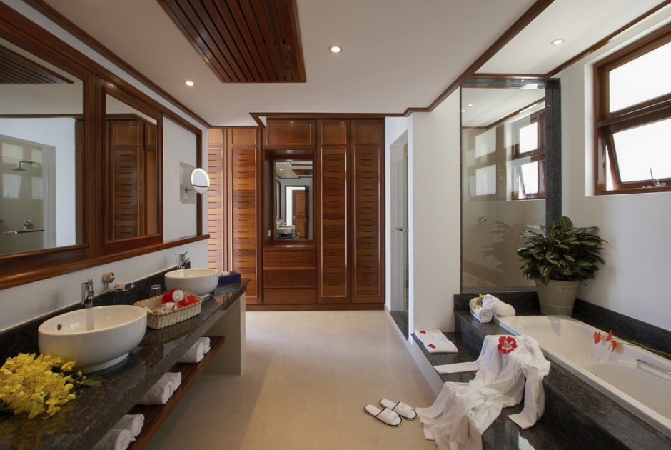 Doppelzimmer Beachfront Deluxe