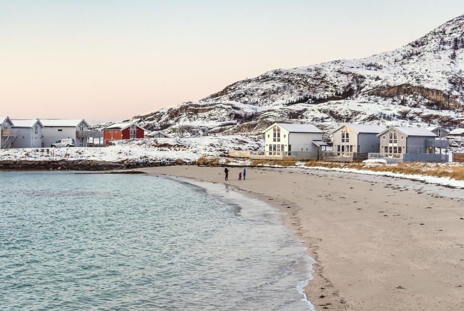 Strand von Sommarøy