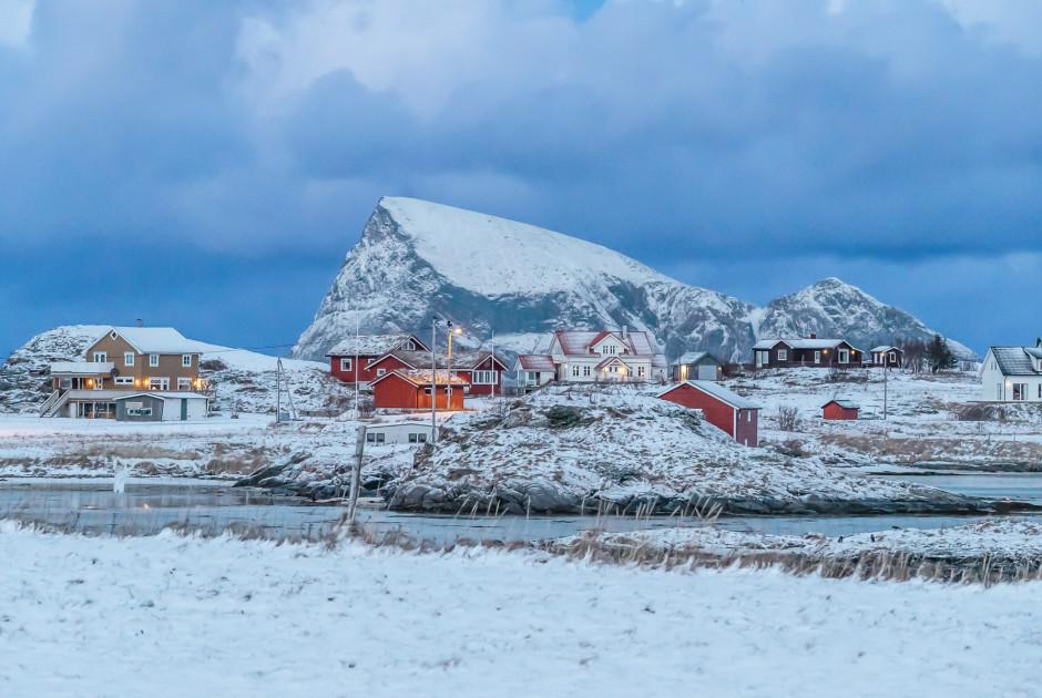 Sommarøy und Umgebung