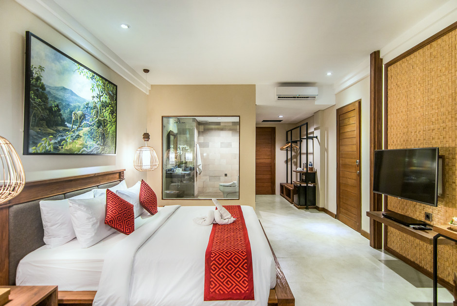 Chambre Deluxe Lagoon View
