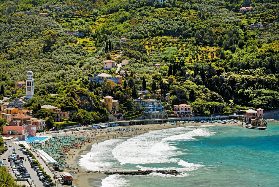 Levanto, Ligurien