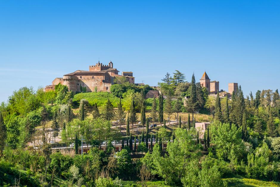 Certaldo, Toskana